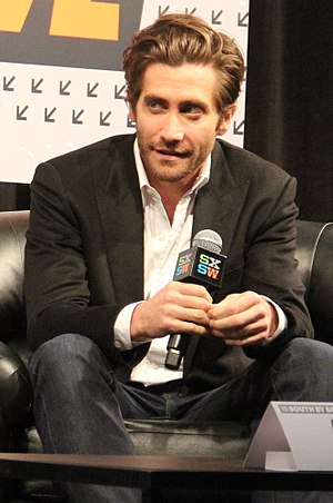Jake Gyllenhaal - Gyllenhaal during the stage interview at South by Southwest 2016 in Austin, Texas