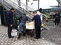 SZ 深圳灣口岸 Shenzhen Bay Port 南山 Nanshan bus Stop square rice box stall January 2019 SSG.jpg