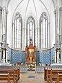 Sacré Coeur Klosterkirche Riedenburg Bregenz, 8.JPG