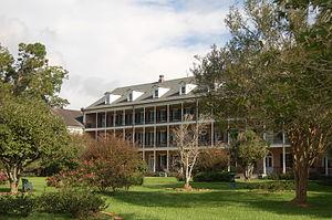 Academy of the Sacred Heart (Grand Coteau, Louisiana) - Image: Sacred Heart 0