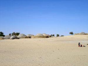 Timbuktu Cercle - Image: Sahara Desert Tribal Camp
