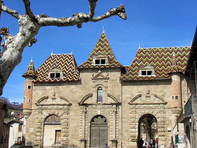 Достопримечательности и виды Saint-Antoine-l'Abbaye, Фотографии Saint-Antoine-l'Abbaye
