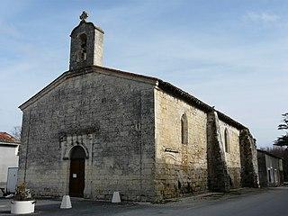 Saint-Louis-en-lIsle Commune in Nouvelle-Aquitaine, France