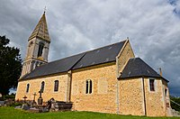 Saint-Marcouf (Calvados) - Eglise Saint-Marcouf (2).JPG