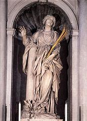 St Bibiana