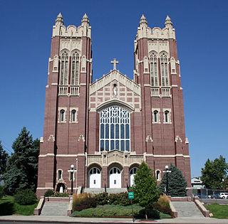 St. Ignatius Loyola Church (Denver, Colorado) United States historic place