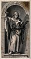 Saint Philip. Line engraving. Wellcome V0032883.jpg