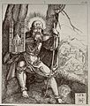 Saint Sebaldus. Engraving by H.S. Beham, 1521. Wellcome V0032976.jpg