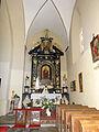 Saint Stanislaus church in Bodzentyn - Altar - 04.jpg