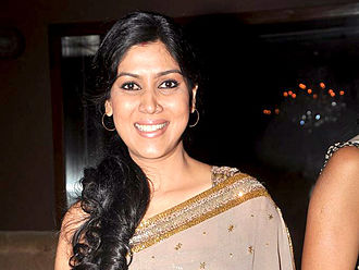 Sakshi Tanwar - Sakshi Tanwar at the success bash of The Dirty Picture