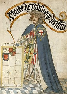 William de Montagu, 2nd Earl of Salisbury The Earl of Salisbury