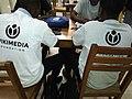 Salon stratégique Wikimedia 2030 au CNFC-cotonou7.jpg