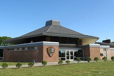 Salt Pond Visitor Center, Cape Cod National Seashore, Eastham MA