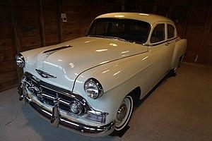 Chevrolet 150 - Sam Rayburn's 1953 Chevrolet 150