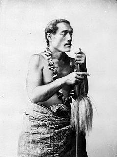 Lauaki Namulauulu Mamoe Samoan chief