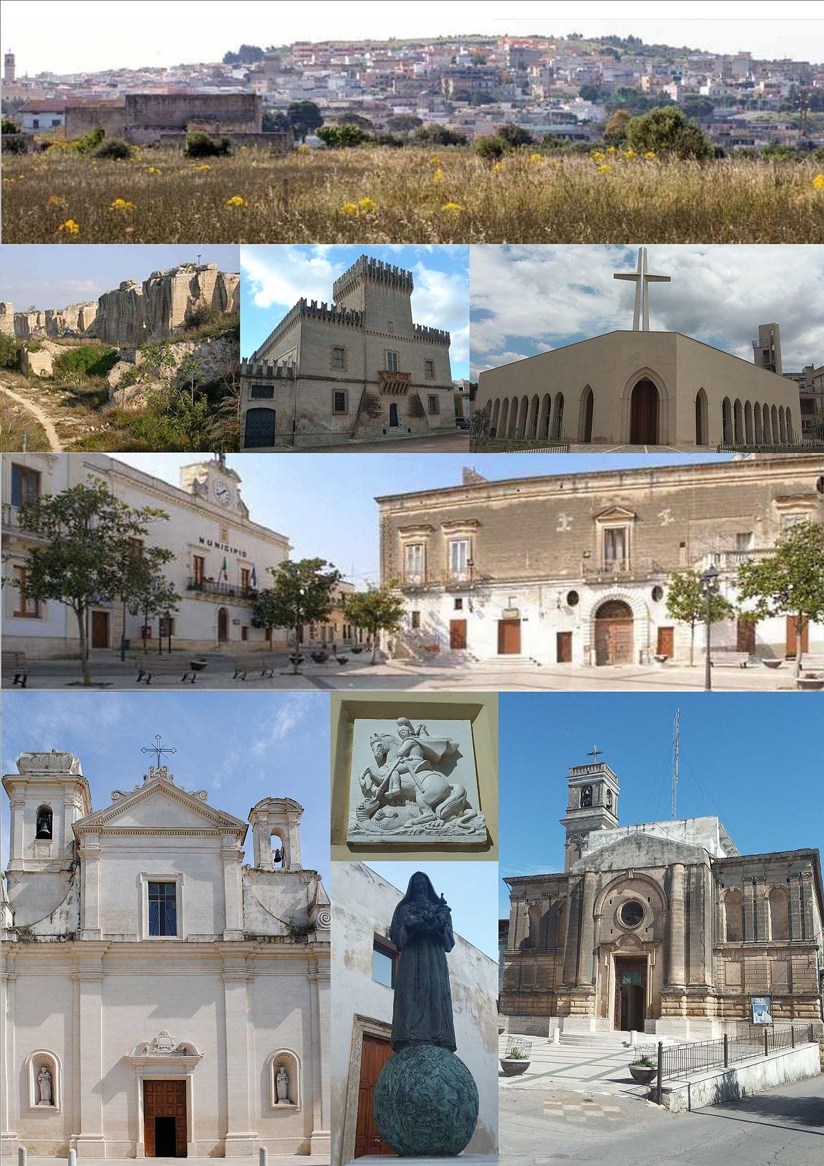 San giorgio ionico wikipedia for Arco arredamenti san giorgio