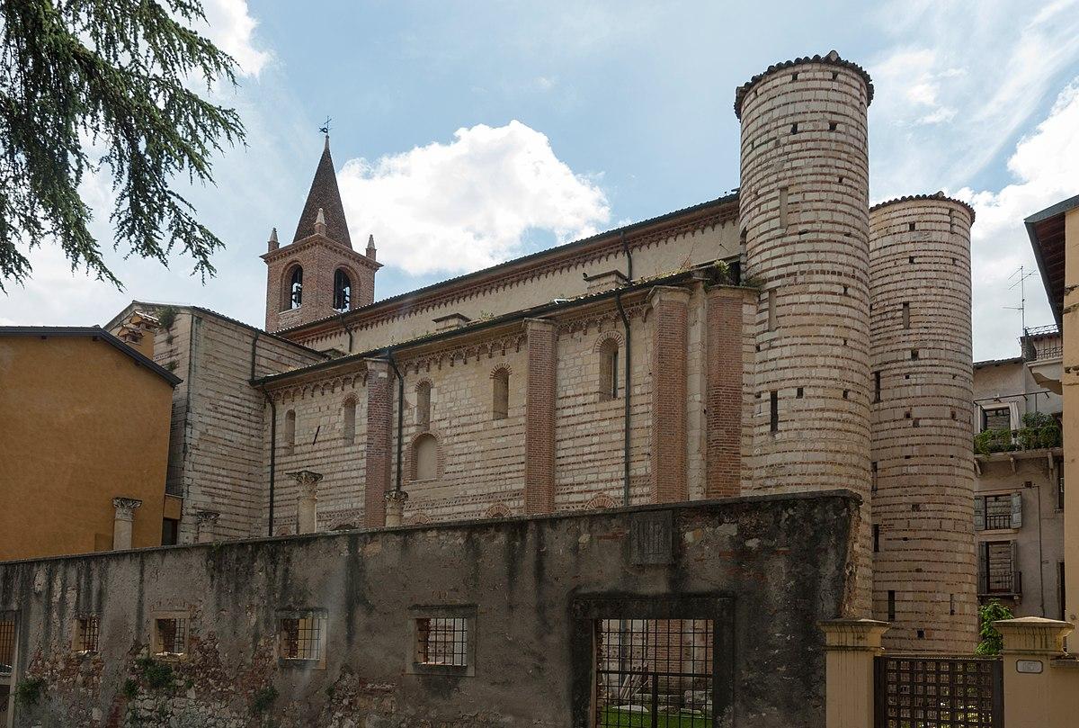 santo lorenzo verona   wikipedia