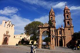 San Luis De La Paz Wikipedia La Enciclopedia Libre