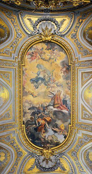 San Stanislao dei Polacchi (Rome) - Ceiling