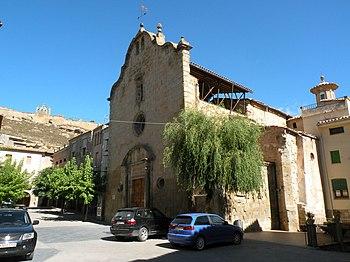 Sanauja Esglesia i Castell.JPG