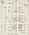 Sanborn Fire Insurance Map from Miles City, Custer County, Montana. LOC sanborn05053 001-2.jpg