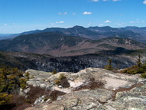 White Mountain National Forest - The Sandwich Range in White Mountain National Forest