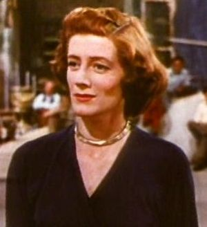 Sarah Churchill (actress) - Sarah Churchill in Royal Wedding (1951)