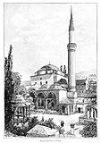 Sarajevo Begova Mosque 1900