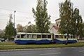 Sarajevo Tram-207 Line-3 2011-10-23.jpg