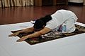 Sasankasana - International Day of Yoga Celebration - NCSM - Kolkata 2015-06-21 7369.JPG