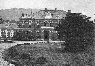 Sasebo Naval District - Sasebo Naval District Headquarters circa 1930