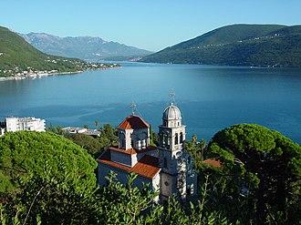 Savina Monastery, Montenegro - Savina monastery