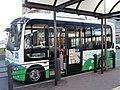 Sayama City Loop Bus at Shin-Sayama Station 02.jpg