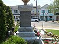 Sayville War Memorial (Main Street Side).JPG