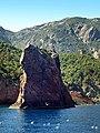 Scandola Rocher d'Elbu oriental et tour.jpg