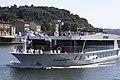 Scenic Emerald (ship, 2008), on the Saône river.jpg