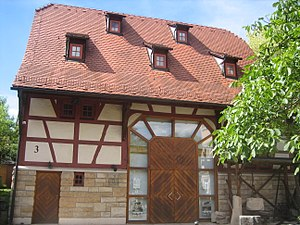 Dettenhausen - Schönbuchmuseum Dettenhausen Jagd, Stein und Wald (district of Tübingen) Germany