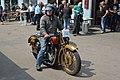 Schleswig-Holstein, Wilster, Zehnte Internationale VFV ADAC Zwei-Tage-Motorrad-Veteranen-Fahrt-Norddeutschland und 33te Int-Windmill-Rally NIK 4109.jpg