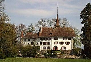 Landshut Castle, Switzerland castle