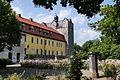 Schloss Ballenstedt, Gartenseite.JPG