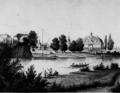 Schloss Gröba um 1850 (cropped).png