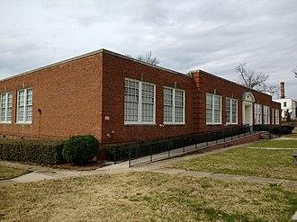Schoolfield School Complex - Image: Schoolfield School Complex Building C