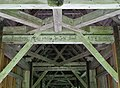 Schwänbergbrücke, gedeckte Holzbrücke über den Wissenbach P1030691.jpg