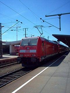 Interregio-Express train service