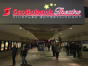 Cineplex Entertainment - Scotiabank Theatre in St. John's, Newfoundland and  Labrador, formerly Empire