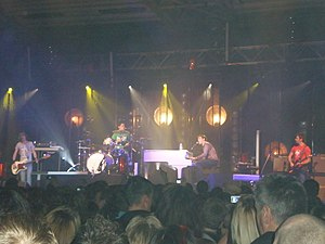The Dome Leisure Centre - Image: Scouting For Girls Doncaster Dome Nov 2008