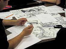 Dibujante - Wikipedia, la enciclopedia libre