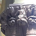 Sculptured pillar in the Calcutta High Court 22.jpg