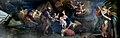 Scuola Grande dei Carmini - Sala dell'Albergo - Il resto della santa famiglia in Egitto di Antonio Balestra.jpg