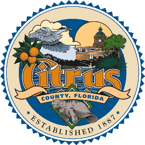 Citrus County, Florida - Image: Seal of Citrus County, Florida